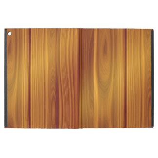 Wood Teak iPad Pro Case