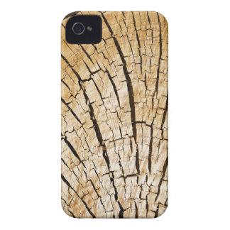 Wood Texture Blackberry Case