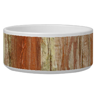 Wood Texture Bowl