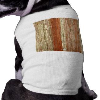 Wood Texture Dog Clothes