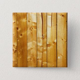 Wood Texture Pinback Button