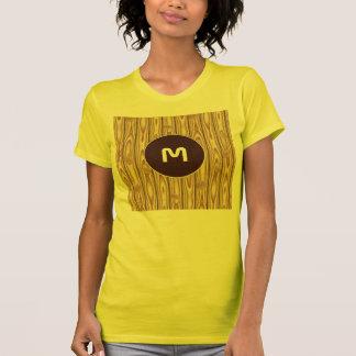 Wood texture shirt