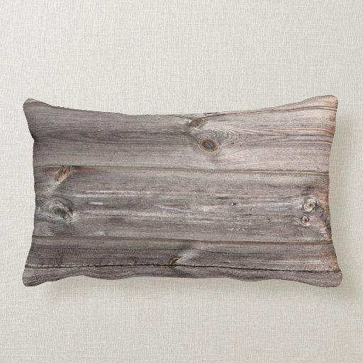 Wood Texture - Wooden plank Pillows