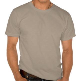 Wood Texture Yin Yang Men s T Shirt