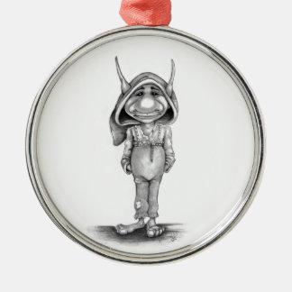 Wood Troll Premium Ornament