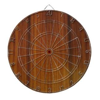 wood veneer dartboards