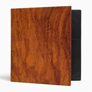Wood Veneer Notebook (Binder) Binder