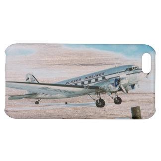 Wood vintage aviation airplane air plane pilot iPhone 5C cases
