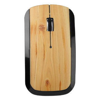 Wood Wireless Mouse