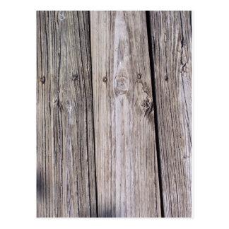 """""""Wood"""" you like this? Postcard"""