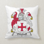 Woodall Family Crest Pillows