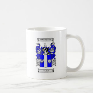 Woodard Coat of Arms Coffee Mug