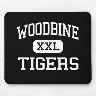 Woodbine - Tigers - High School - Woodbine Iowa Mouse Pad