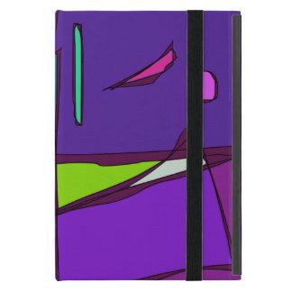 Woodblock Print Simulation Case For iPad Mini