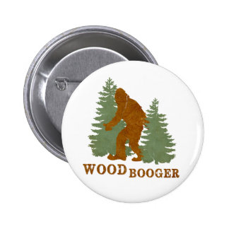 Woodbooger Pin