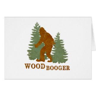 Woodbooger Card