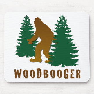 Woodbooger Mouse Pad