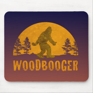 Woodbooger Sunset Vintage Mouse Pad