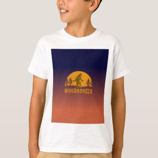 Woodbooger Vintage Sunset T-Shirt