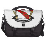 Woodbridge Family Crest Laptop Bag