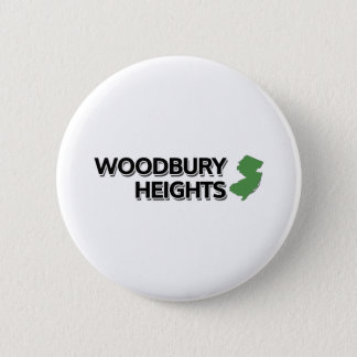 Woodbury Heights, New Jersey Pinback Button