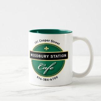 Woodbury Station Cafe Coffee Mug