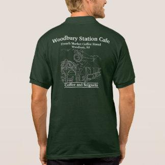 Woodbury Station Cafe Polo Shirt