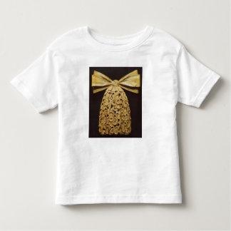 Woodcarving of a cravat toddler t-shirt