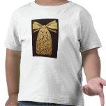 Woodcarving of a cravat tshirts