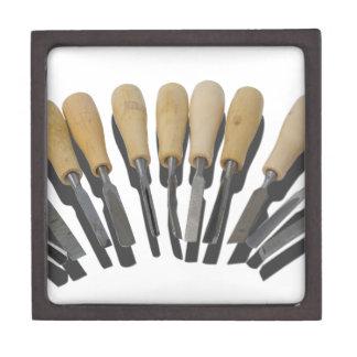 WoodCarvingChisels090615 Gift Box