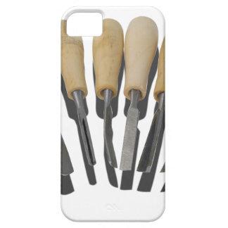 WoodCarvingChisels090615 iPhone SE/5/5s Case
