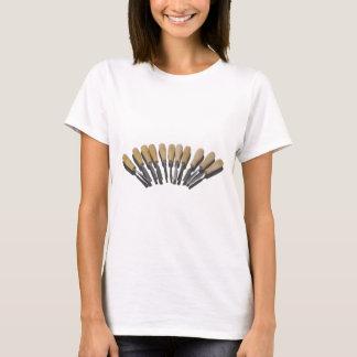 WoodCarvingChisels090615 T-Shirt