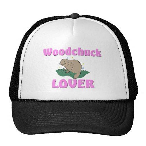 Woodchuck Lover Trucker Hat