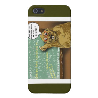 Woodchuck Physics Fitted Hard Shell C Cases For iPhone 5