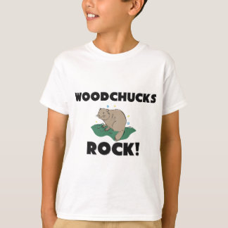 Woodchucks Rock T-Shirt
