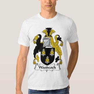 Woodcock Family Crest T-shirt