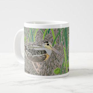 Woodcock Large Coffee Mug