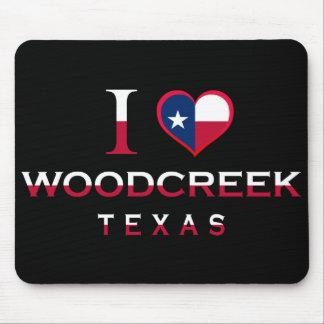 Woodcreek, Texas Mouse Pad