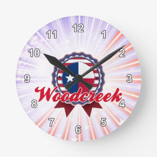 Woodcreek, TX Wallclocks