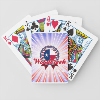 Woodcreek, TX Poker Cards