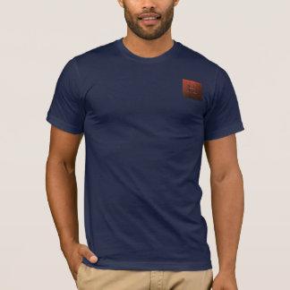 Woodcut letter H T-Shirt