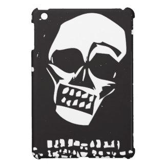 Woodcut Plague City iPad Mini Cases