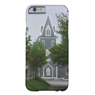 Wooded chapel, Newfoundland, Canada Barely There iPhone 6 Case