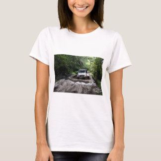 Wooded Jeep T-Shirt