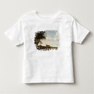 Wooded Landscape (oil on panel) T-shirt