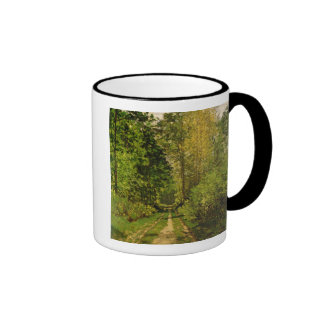 Wooded Path, 1865 (oil on canvas) Mugs
