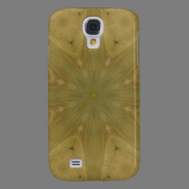 Wooden abstract pattern galaxy s4 cover