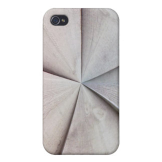 Wooden abstract pern case for iPhone 4