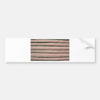 wooden backgrouind bumper stickers