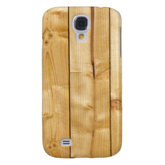 Wooden Background Samsung S4 Case